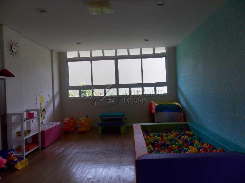 Brinquedoteca - Apartamento Condomínio Edifício Raritá, Avenida Prudente de Moraes,Itatiba, Centro,Vila Santa Cruz, SP À Venda, 3 Quartos, 120m² - FCAP30402 - 21