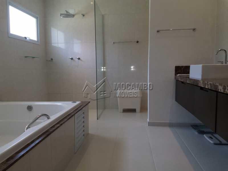 Banheiro suite master - Casa em Condomínio 4 quartos à venda Itatiba,SP - R$ 1.650.000 - FCCN40099 - 8