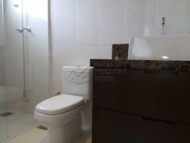 Banheiro suite1 - Casa em Condomínio 4 quartos à venda Itatiba,SP - R$ 1.650.000 - FCCN40099 - 9