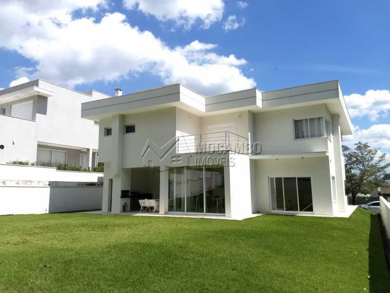Quintal - Casa em Condomínio 4 quartos à venda Itatiba,SP - R$ 1.650.000 - FCCN40099 - 1