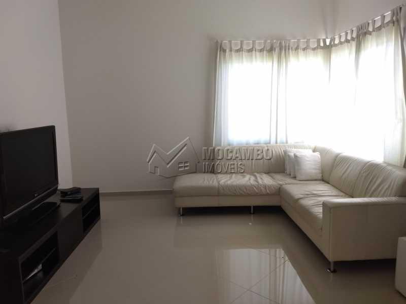 Sala TV - Casa em Condomínio 4 quartos à venda Itatiba,SP - R$ 1.650.000 - FCCN40099 - 5