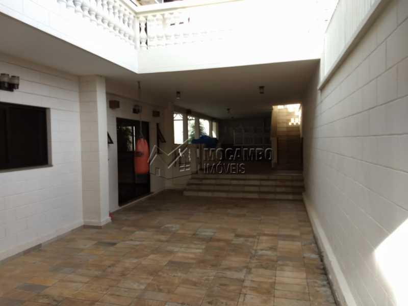 Área Externa - Casa 4 quartos para alugar Itatiba,SP - R$ 5.000 - FCCA40108 - 21