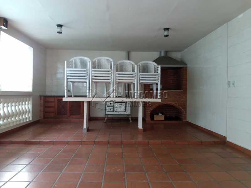 Área de Churrasqueira - Casa 4 quartos para alugar Itatiba,SP - R$ 5.000 - FCCA40108 - 22