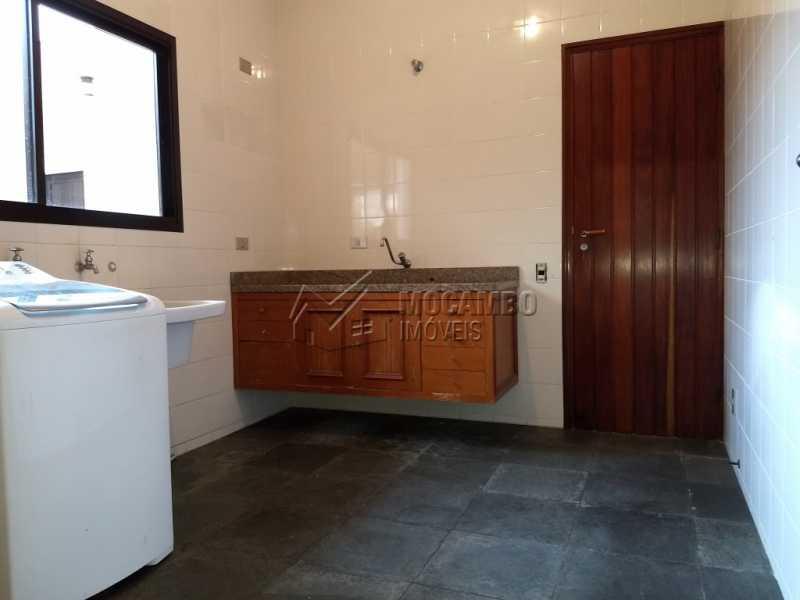 Área de Serviço - Casa 4 quartos para alugar Itatiba,SP - R$ 5.000 - FCCA40108 - 27