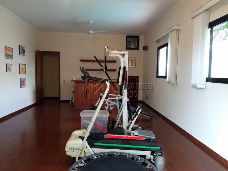 Salão para Festas - Casa 4 quartos para alugar Itatiba,SP - R$ 5.000 - FCCA40108 - 20