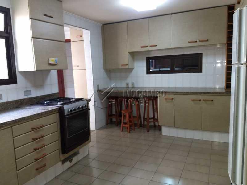 Cozinha - Casa 4 quartos para alugar Itatiba,SP - R$ 5.000 - FCCA40108 - 9
