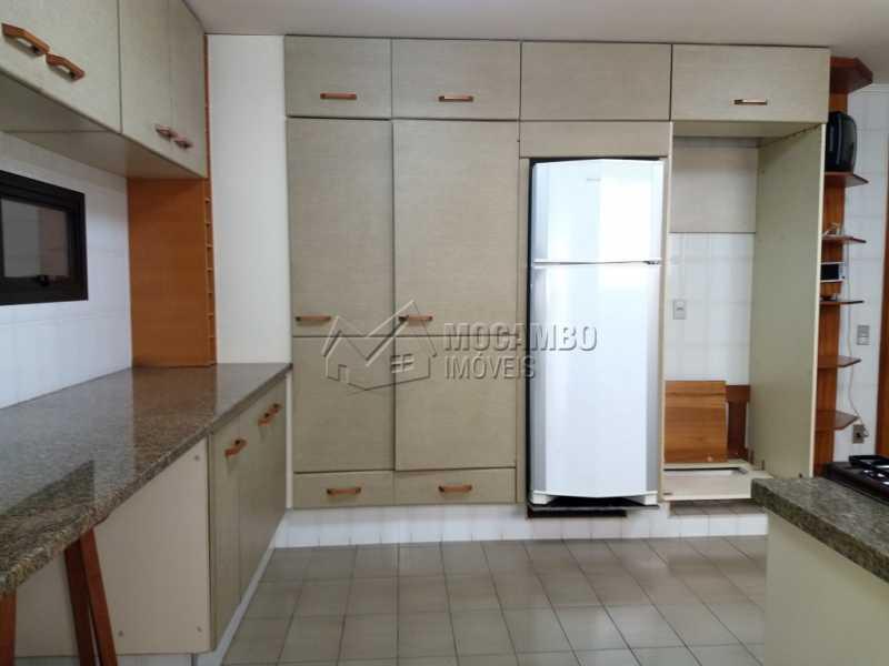 Cozinha - Casa 4 quartos para alugar Itatiba,SP - R$ 5.000 - FCCA40108 - 10