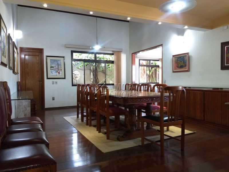 Sala de Jantar - Casa 4 quartos para alugar Itatiba,SP - R$ 5.000 - FCCA40108 - 6