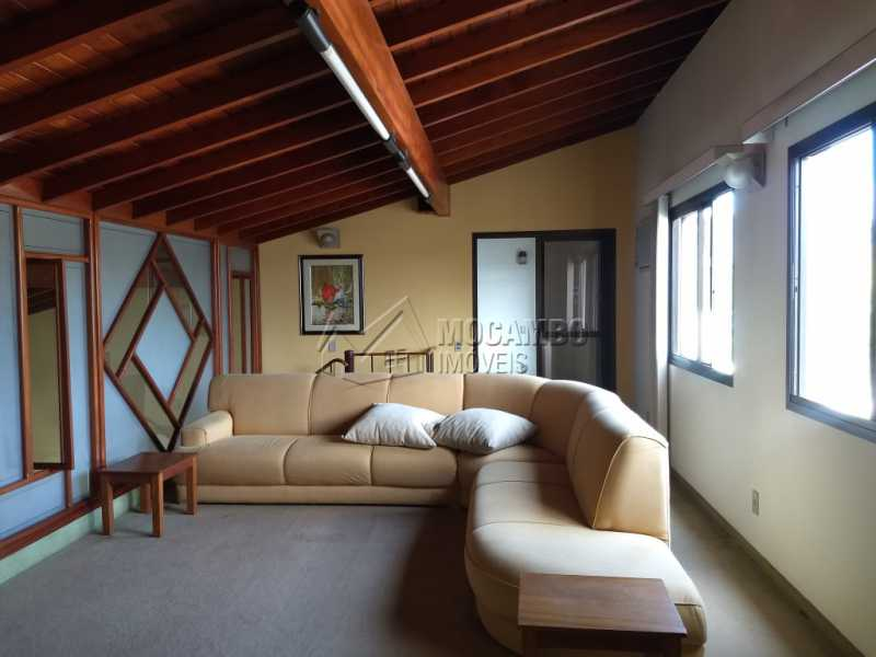 Mezanino - Casa 4 quartos para alugar Itatiba,SP - R$ 5.000 - FCCA40108 - 11