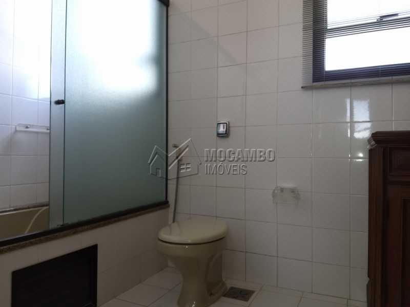 Banheiro Suíte - Casa 4 quartos para alugar Itatiba,SP - R$ 5.000 - FCCA40108 - 16