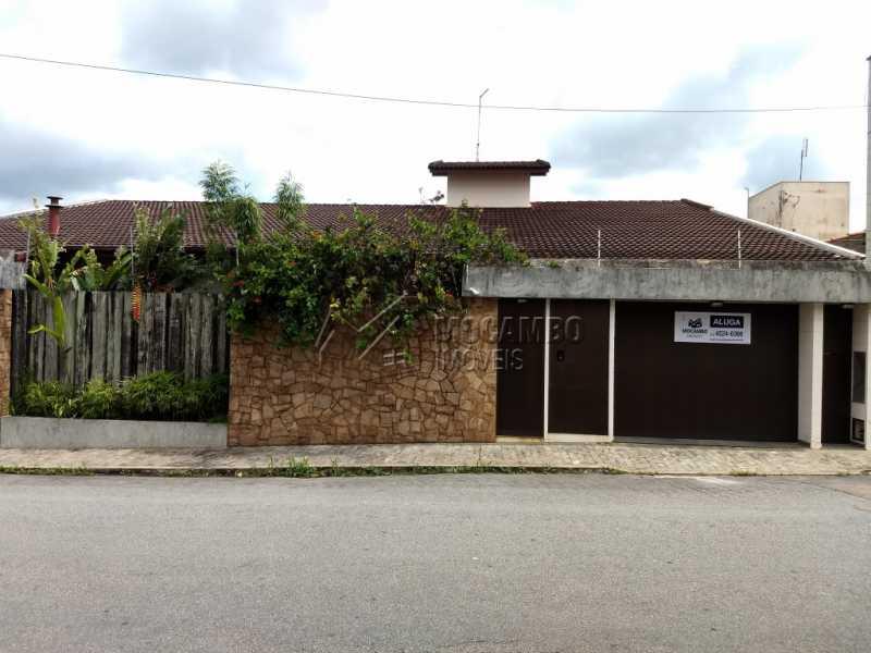 Fachada - Casa 4 quartos para alugar Itatiba,SP - R$ 5.000 - FCCA40108 - 1