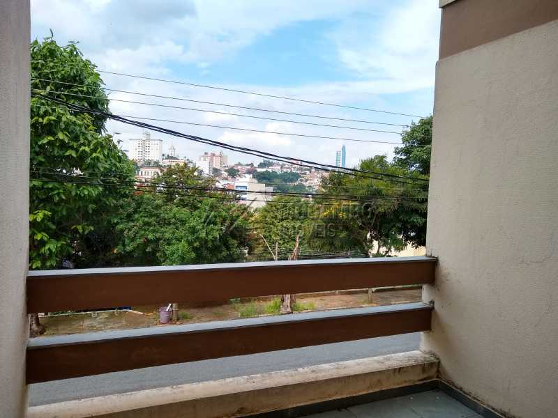 Varanda - Apartamento Condomínio Edifício Paulo Afonso, Itatiba, Jardim Belém, SP Para Alugar, 2 Quartos, 72m² - FCAP20666 - 8