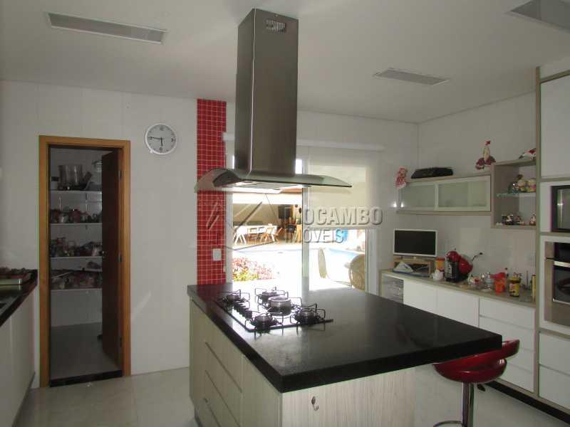 Cozinha - Casa em Condomínio Bosque dos Pires, Rodovia Alkindar Monteiro Junqueira,Itatiba, Bairro Sítio da Moenda, SP À Venda, 4 Quartos, 358m² - FCCN40100 - 5