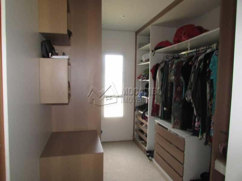 Closet - Casa em Condomínio Bosque dos Pires, Rodovia Alkindar Monteiro Junqueira,Itatiba, Bairro Sítio da Moenda, SP À Venda, 4 Quartos, 358m² - FCCN40100 - 12
