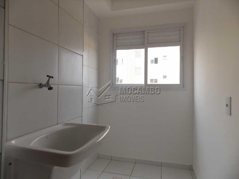 Área de serviço - Apartamento 2 Quartos À Venda Itatiba,SP - R$ 220.000 - FCAP20667 - 5