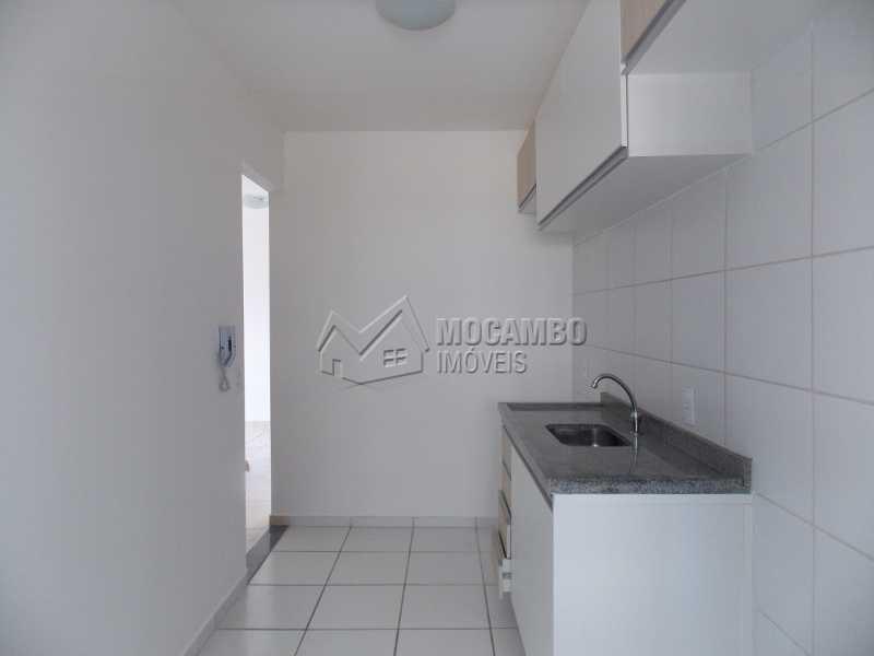 Cozinha - Apartamento 2 Quartos À Venda Itatiba,SP - R$ 220.000 - FCAP20667 - 4