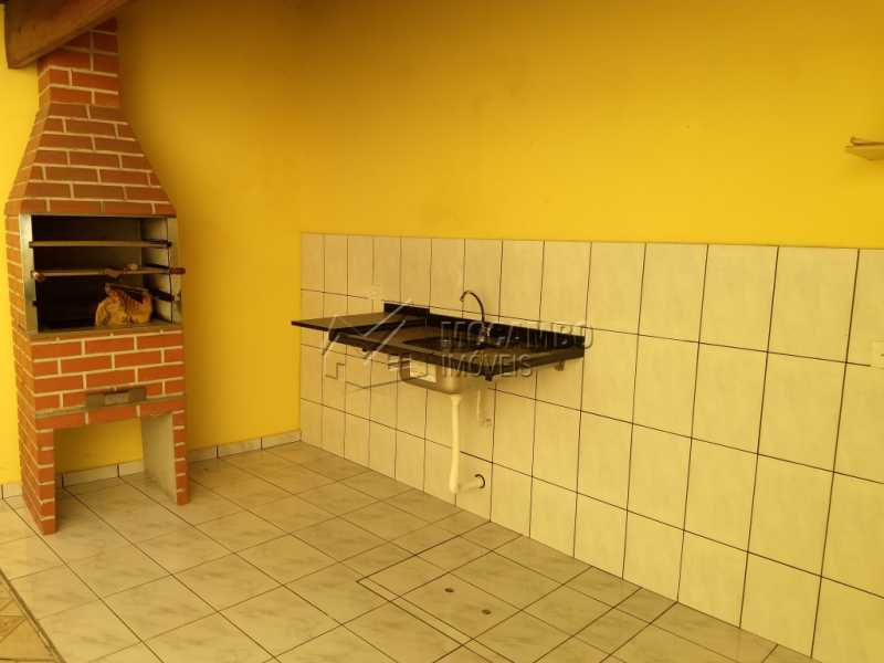 Churrasqueira - Casa 3 quartos à venda Itatiba,SP - R$ 300.000 - FCCA31012 - 5