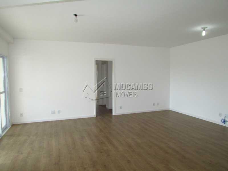 Sala - Apartamento Condomínio Edifício Panorama, Itatiba, Centro, SP À Venda, 3 Quartos, 118m² - FCAP30404 - 6