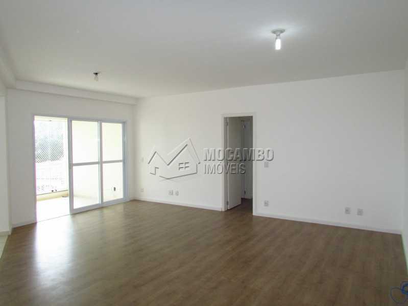 Sala - Apartamento Condomínio Edifício Panorama, Itatiba, Centro, SP À Venda, 3 Quartos, 118m² - FCAP30404 - 1