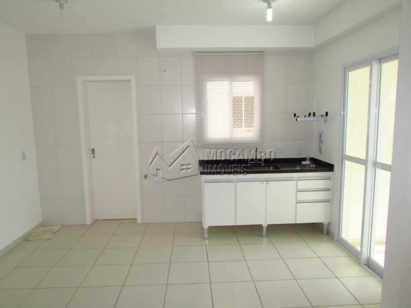 Cozinha - Apartamento Condomínio Edifício Panorama, Itatiba, Centro, SP À Venda, 3 Quartos, 118m² - FCAP30404 - 5