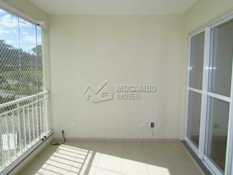 Varanda - Apartamento Condomínio Edifício Panorama, Itatiba, Centro, SP À Venda, 3 Quartos, 118m² - FCAP30404 - 10