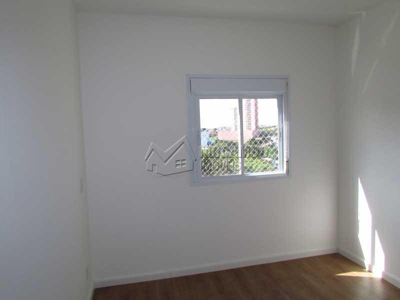 Suíte 1 - Apartamento Condomínio Edifício Panorama, Itatiba, Centro, SP À Venda, 3 Quartos, 118m² - FCAP30404 - 13