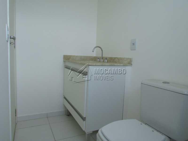 Suíte 1 - Apartamento Condomínio Edifício Panorama, Itatiba, Centro, SP À Venda, 3 Quartos, 118m² - FCAP30404 - 12