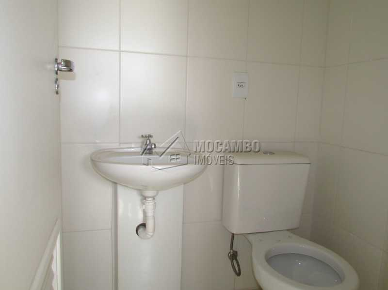 Banheiro de Apoio - Apartamento Condomínio Edifício Panorama, Itatiba, Centro, SP À Venda, 3 Quartos, 118m² - FCAP30404 - 24