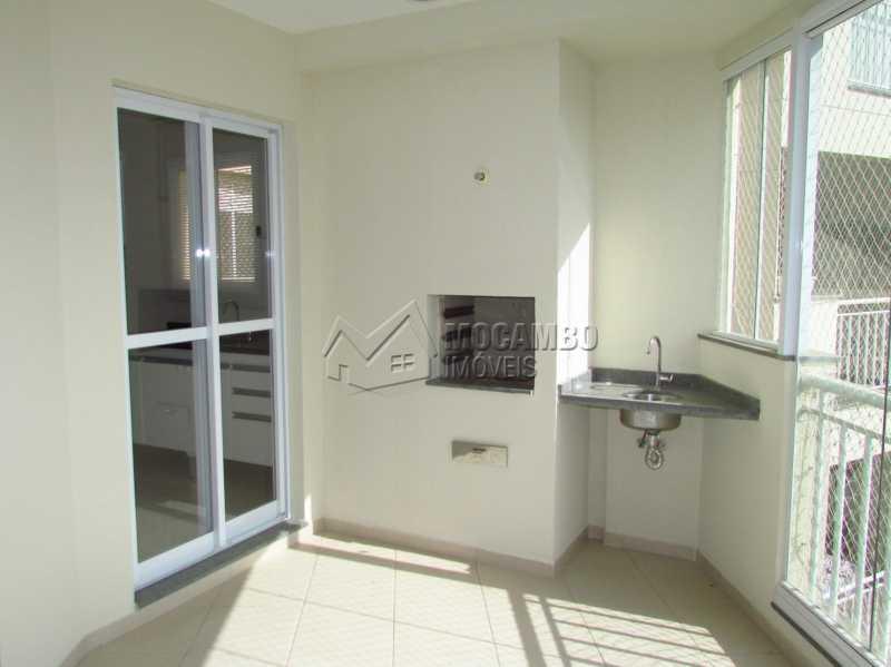 Varanda - Apartamento Condomínio Edifício Panorama, Itatiba, Centro, SP À Venda, 3 Quartos, 118m² - FCAP30404 - 9