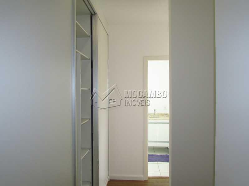 Suite - Apartamento Condomínio Edifício Panorama, Itatiba, Centro, SP À Venda, 3 Quartos, 118m² - FCAP30404 - 18