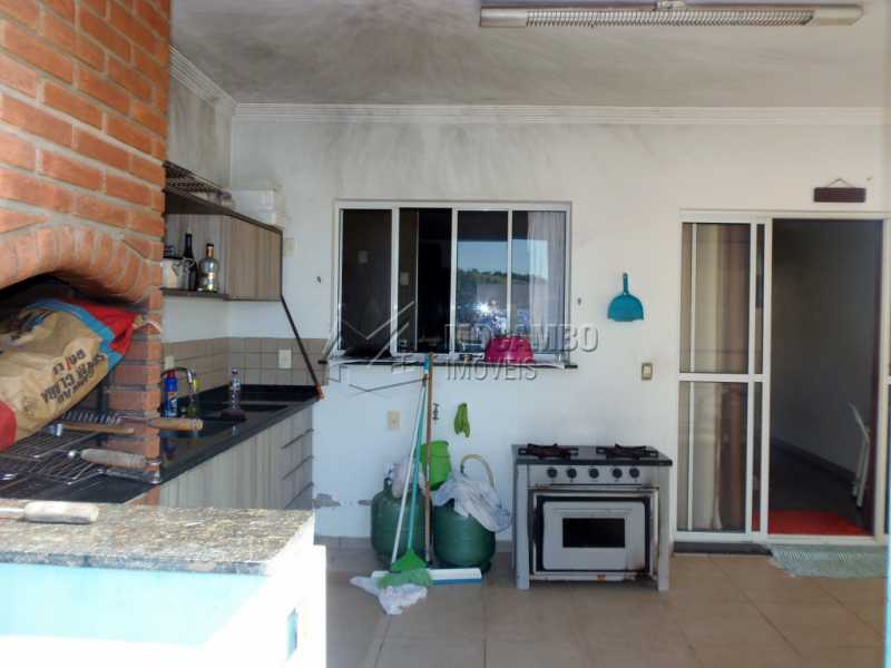 Itatiba Country Club - Casa em Condomínio 3 quartos à venda Itatiba,SP - R$ 620.000 - FCCN30304 - 8