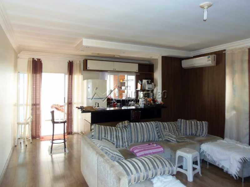 Itatiba Country Club - Casa em Condomínio 3 quartos à venda Itatiba,SP - R$ 620.000 - FCCN30304 - 9