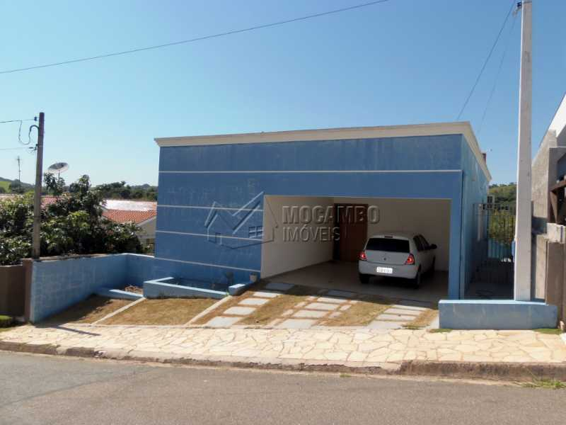 Itatiba Country Club - Casa em Condomínio 3 quartos à venda Itatiba,SP - R$ 620.000 - FCCN30304 - 1