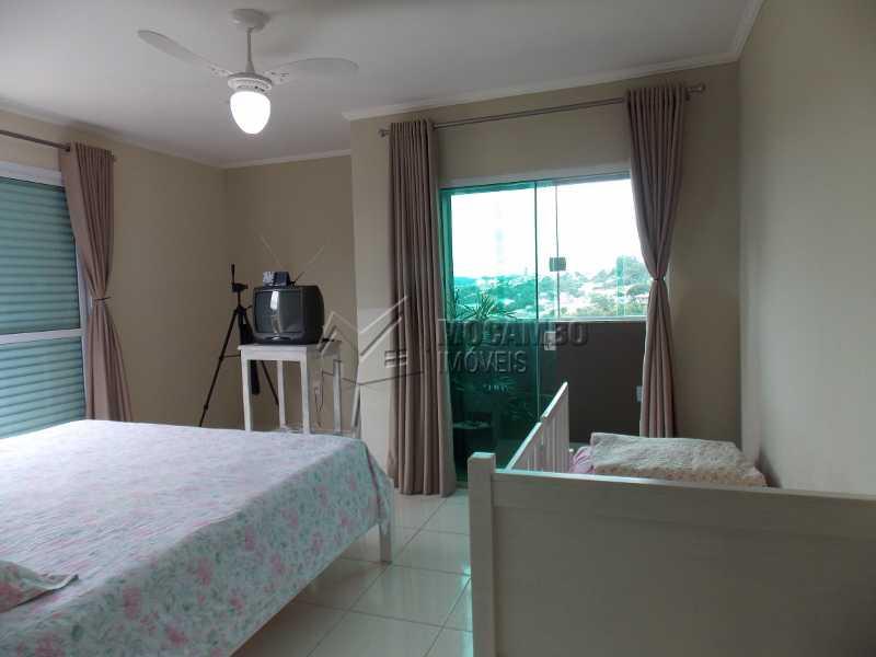 Suíte - Casa 3 quartos à venda Itatiba,SP - R$ 530.000 - FCCA31014 - 9