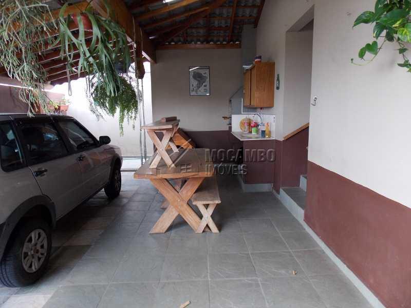 Quintal - Casa 3 quartos à venda Itatiba,SP - R$ 530.000 - FCCA31014 - 17