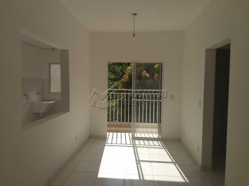 Sala - Apartamento 2 Quartos À Venda Itatiba,SP - R$ 170.000 - FCAP20672 - 1