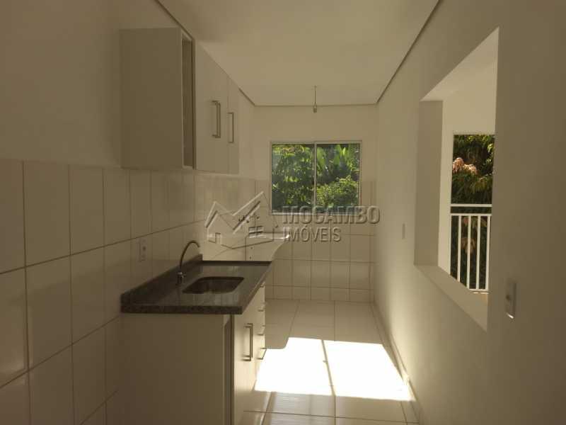 Cozinha - Apartamento 2 Quartos À Venda Itatiba,SP - R$ 170.000 - FCAP20672 - 3