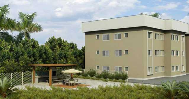 BOSQUE DAS AZALEIAS - Apartamento 2 Quartos À Venda Itatiba,SP - R$ 170.000 - FCAP20672 - 9
