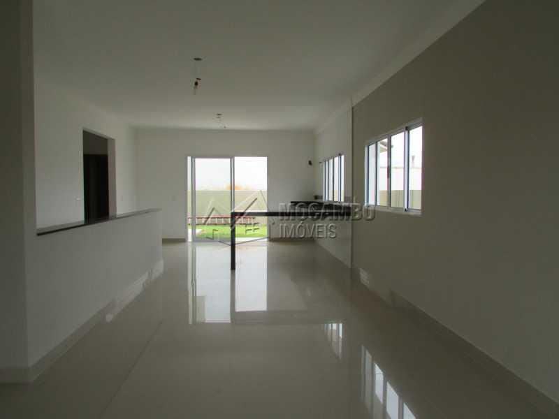 Sala - Casa em Condominio À Venda - Itatiba - SP - Residencial Fazenda Serrinha - FCCN30307 - 8