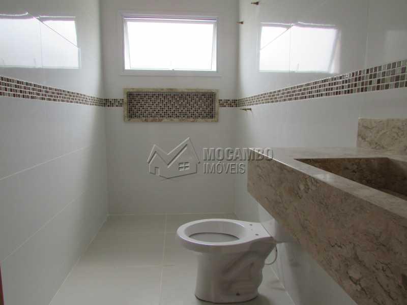 Banheiro Suíte  - Casa em Condominio À Venda - Itatiba - SP - Residencial Fazenda Serrinha - FCCN30307 - 9