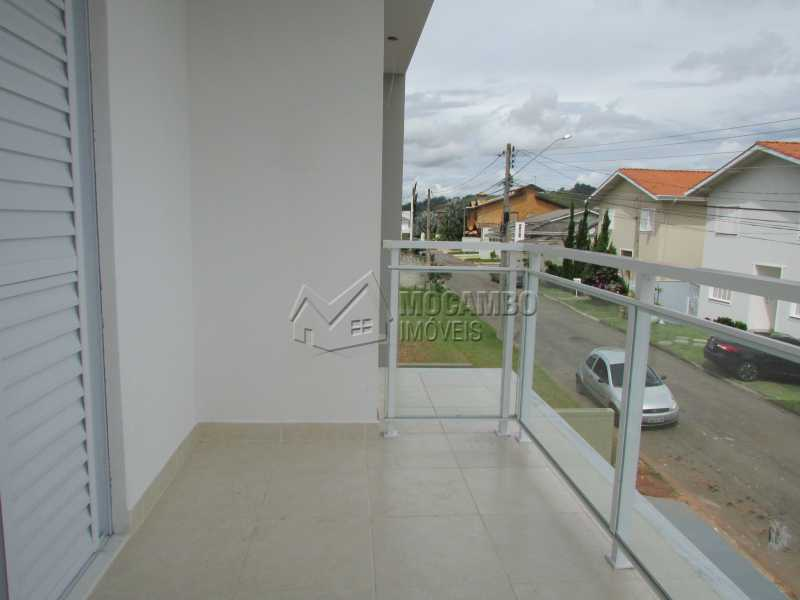 Varanda Suíte  - Casa em Condominio À Venda - Itatiba - SP - Residencial Fazenda Serrinha - FCCN30307 - 10