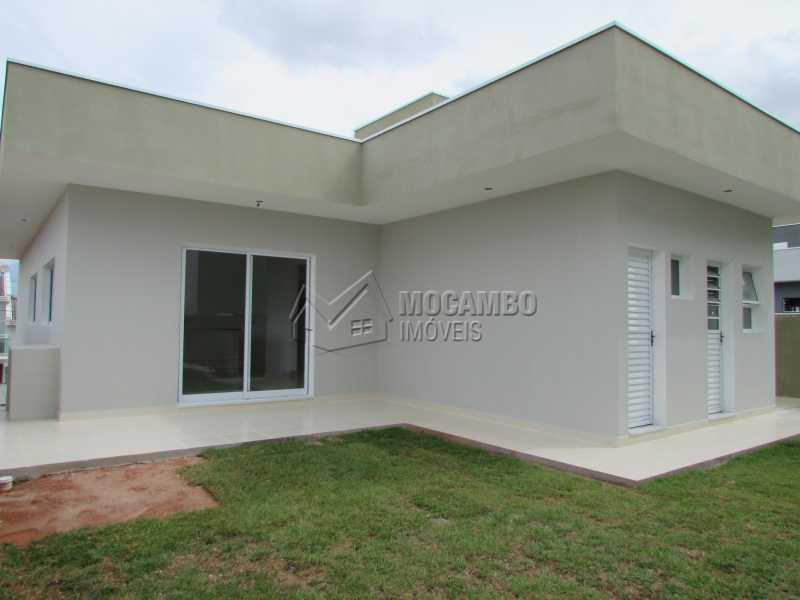 Quintal - Casa em Condominio À Venda - Itatiba - SP - Residencial Fazenda Serrinha - FCCN30307 - 19