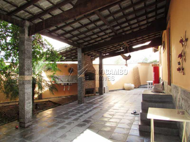 Quintal - Casa 3 quartos à venda Itatiba,SP - R$ 380.000 - FCCA31016 - 3