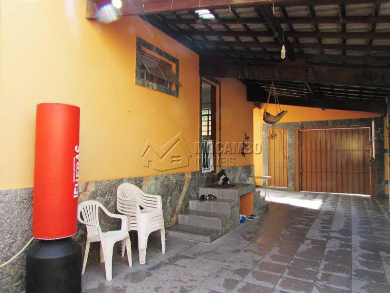 Garagem - Casa 3 quartos à venda Itatiba,SP - R$ 380.000 - FCCA31016 - 5