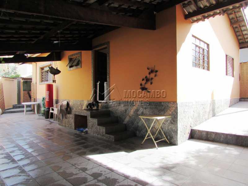 Garagem - Casa 3 quartos à venda Itatiba,SP - R$ 380.000 - FCCA31016 - 1
