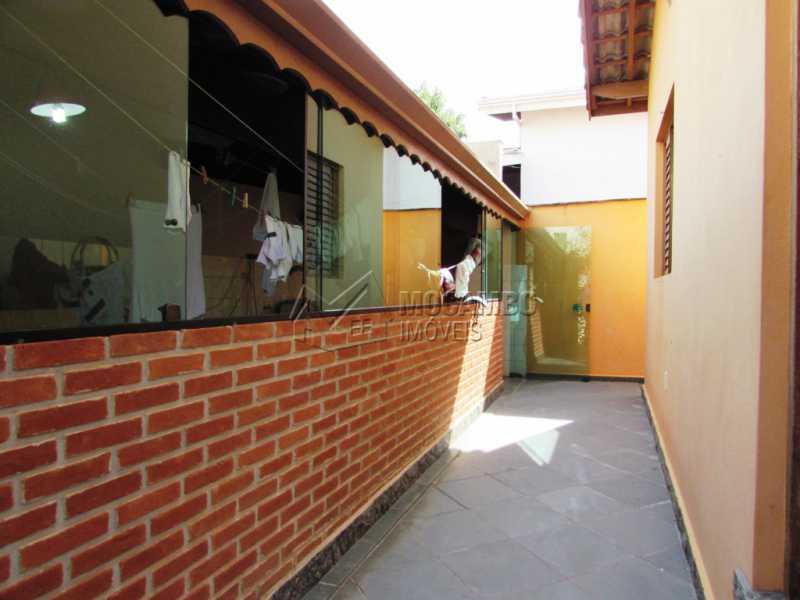 Fundos - Casa 3 quartos à venda Itatiba,SP - R$ 380.000 - FCCA31016 - 8