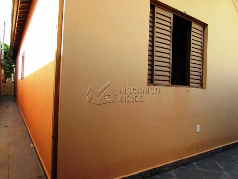 Lateral - Casa 3 quartos à venda Itatiba,SP - R$ 380.000 - FCCA31016 - 9