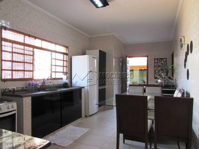 Cozinha - Casa 3 quartos à venda Itatiba,SP - R$ 380.000 - FCCA31016 - 14