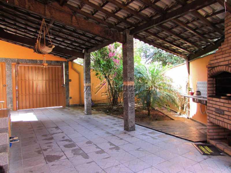 Quintal - Casa 3 quartos à venda Itatiba,SP - R$ 380.000 - FCCA31016 - 6