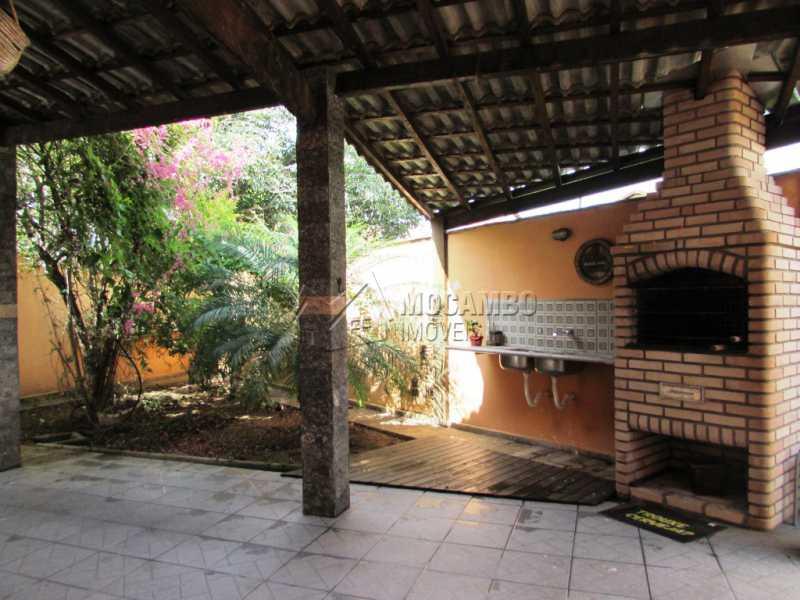 Quintal - Casa 3 quartos à venda Itatiba,SP - R$ 380.000 - FCCA31016 - 7